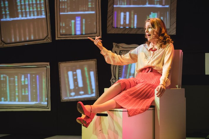 Laura Pitt-Pulford as Trina in Falsettos