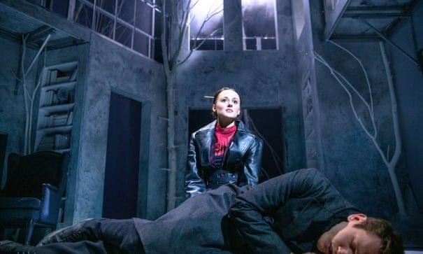 Eilidh Loan as Mary Shelley