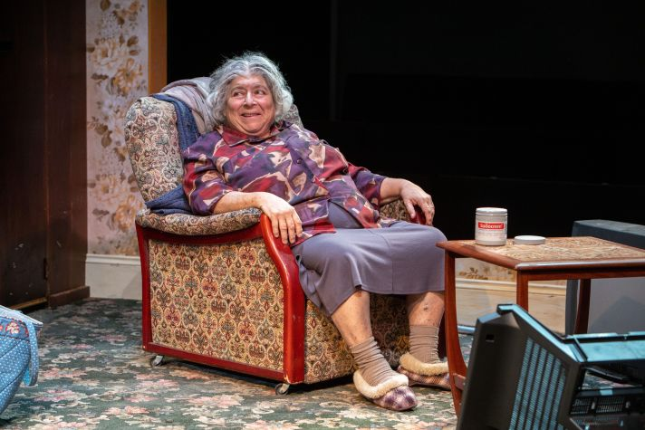 Miriam Margoyles in Sydney and the Old Girl