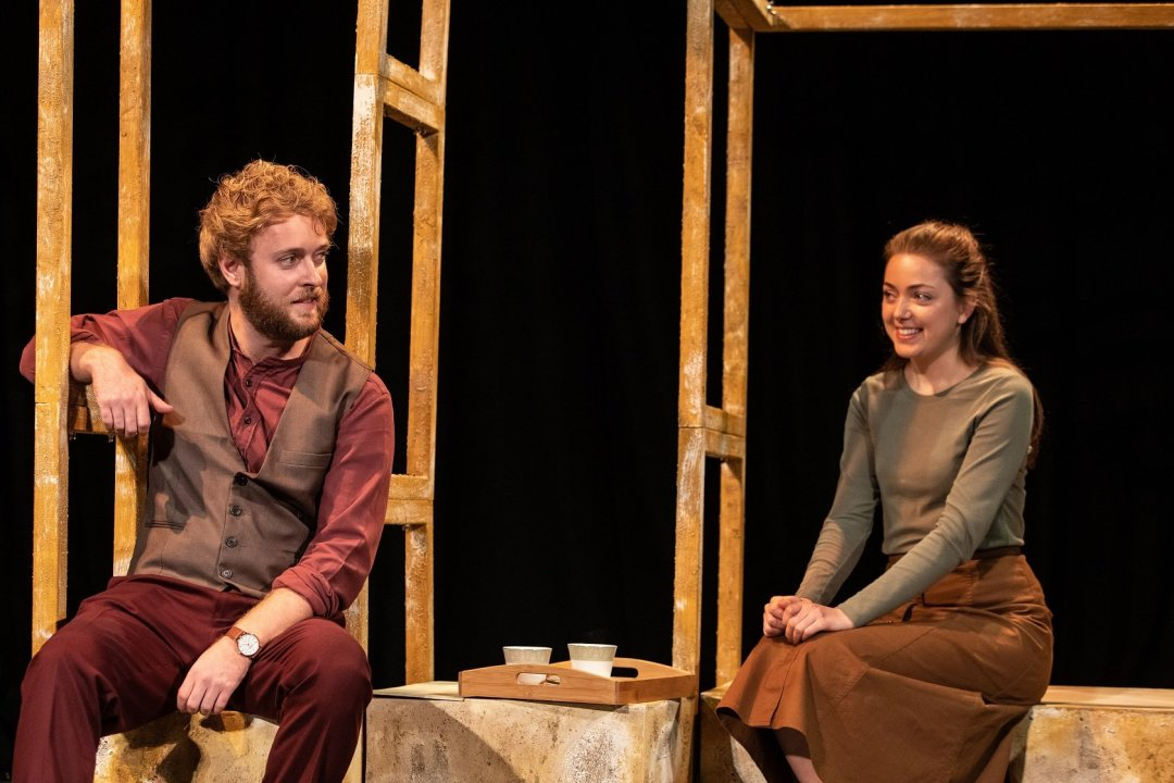 Uncle Vanya production image by Ali Wright