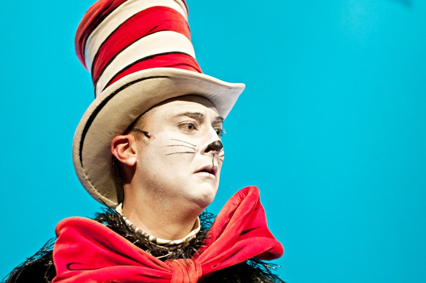 Jonathan Ray in The Cat in the Hat