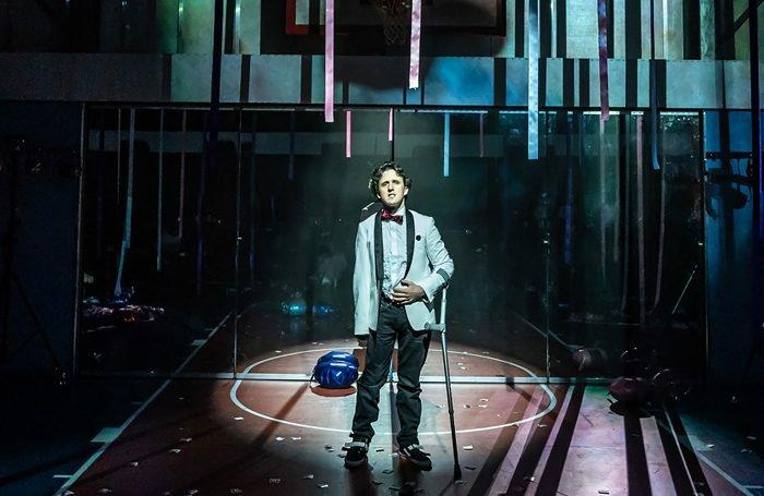 Daniel Monks as Richard in Teenage Dick