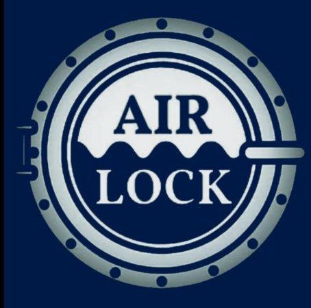 Airlock company logo