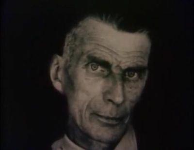 Samuel Beckett, courtesy ASP
