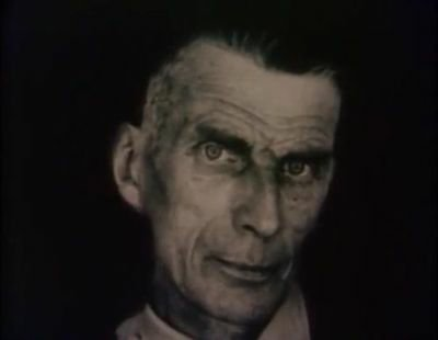Samuel Beckett, courtesy ASP
