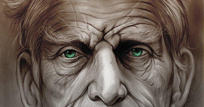 Beckett image, courtesy Jack Studio Theatre