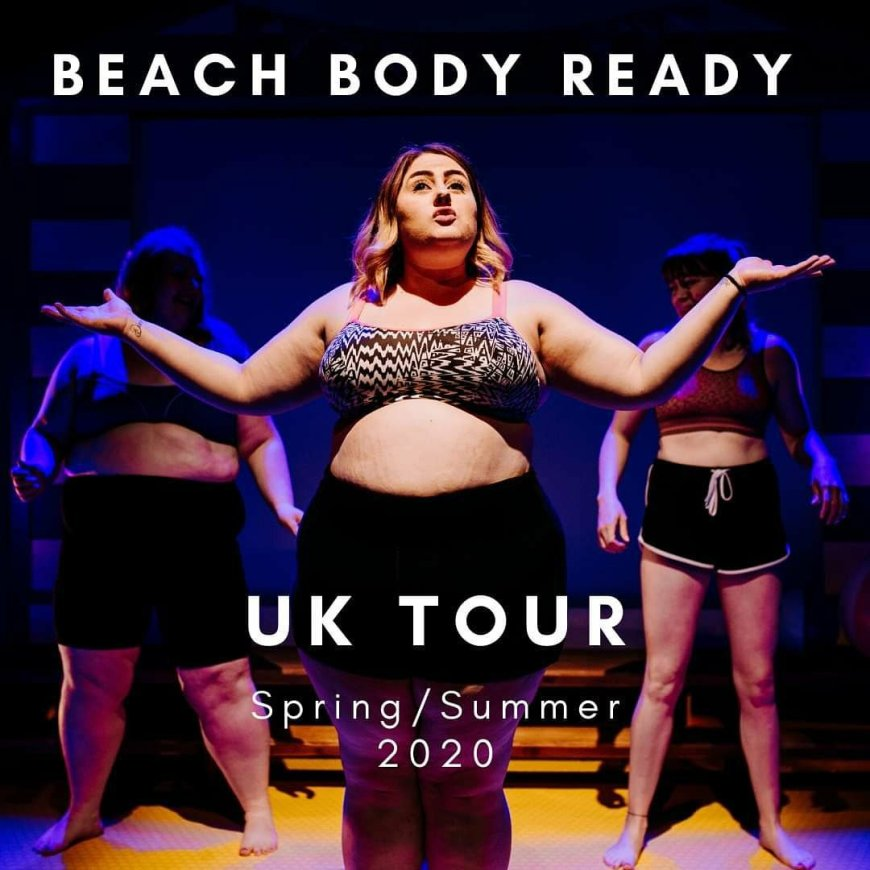 The Roaring Girls in Beach Body Ready