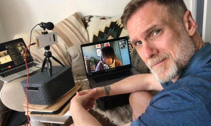 Darren Boyd in Isolation Stories