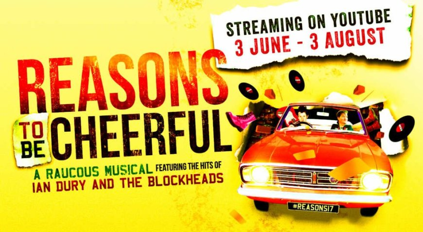 Reasons to be Cheerful poster image