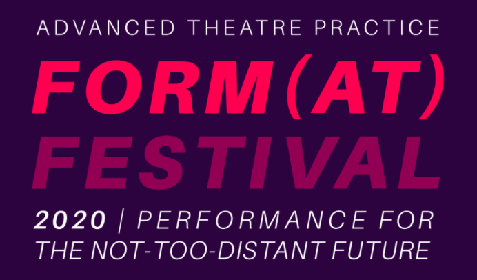 Logo for Form(at) Festival