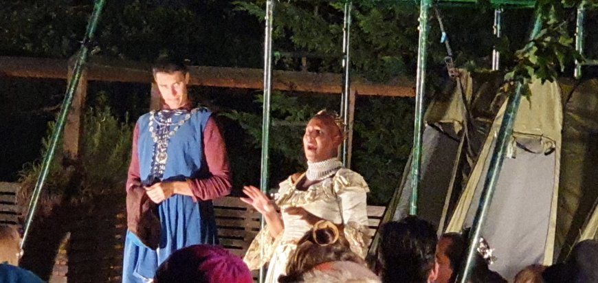 Cast of The Tempest