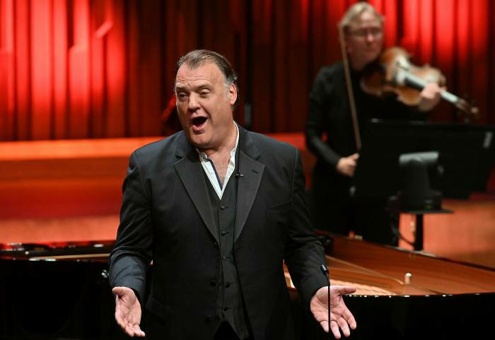 Bryn Terfel, Live from the Barbican