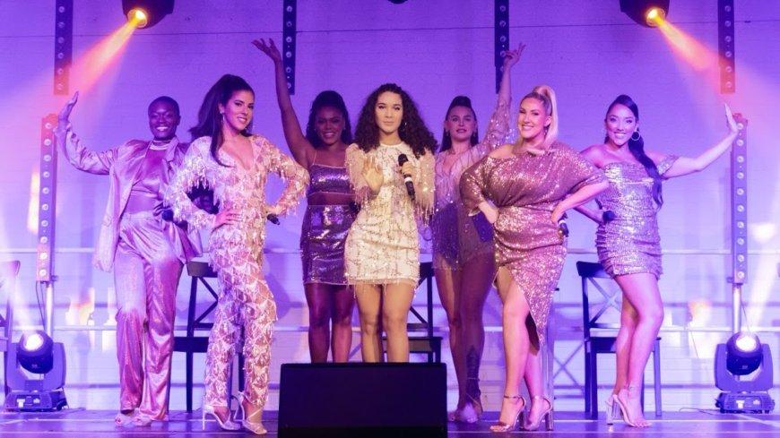 Cast of Girl Power