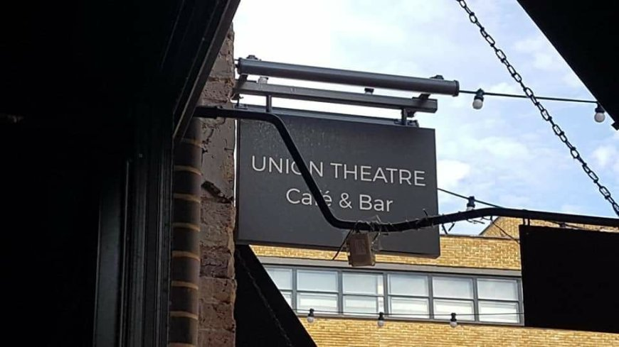 Photo of the Union Theatre sign
