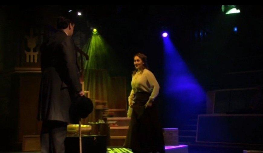 Eoin Cannon and Roisin O'Sullivan