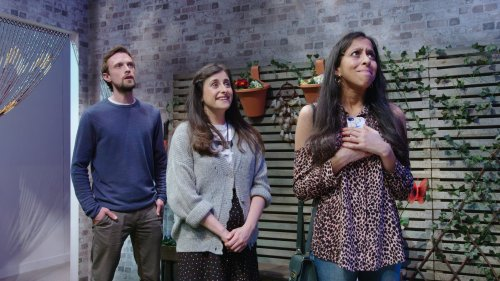 Tom Dixon, Zoe Iqbal, Nikki Patel in The Importance of Being Earnest