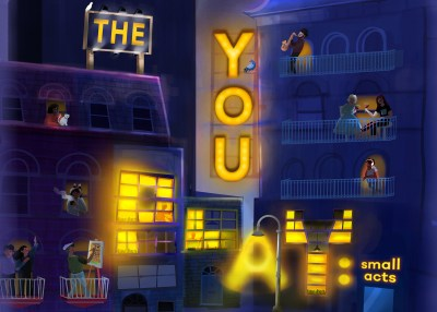 Promotional image for The You Play: small acts