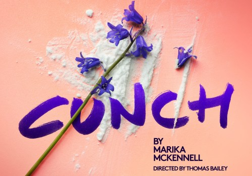 Promotional image for Cunch, an audio play in the Written on the Waves series