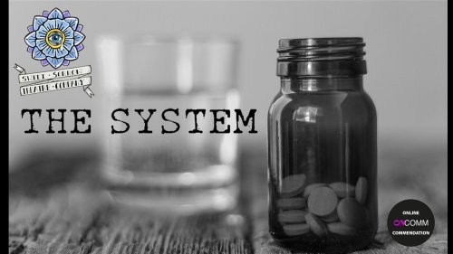 Promotional image for The System