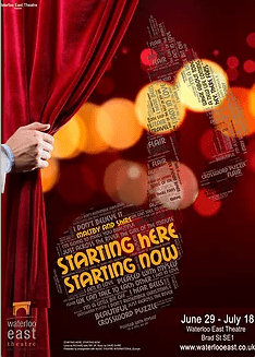 Poster image for Starting Here, Starting Now