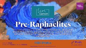 Promotional image for Live Canon: Pre-Raphaelites