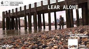 Promoptional image for Lear Alone
