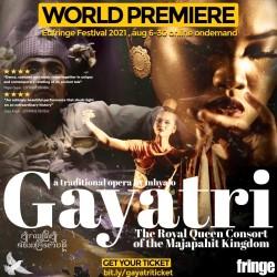 Promotional image for Gayatri