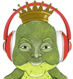 Promotional image for The Frog Prince