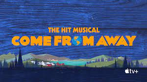 Promotional image for Apple TV+'s release of Come From Away