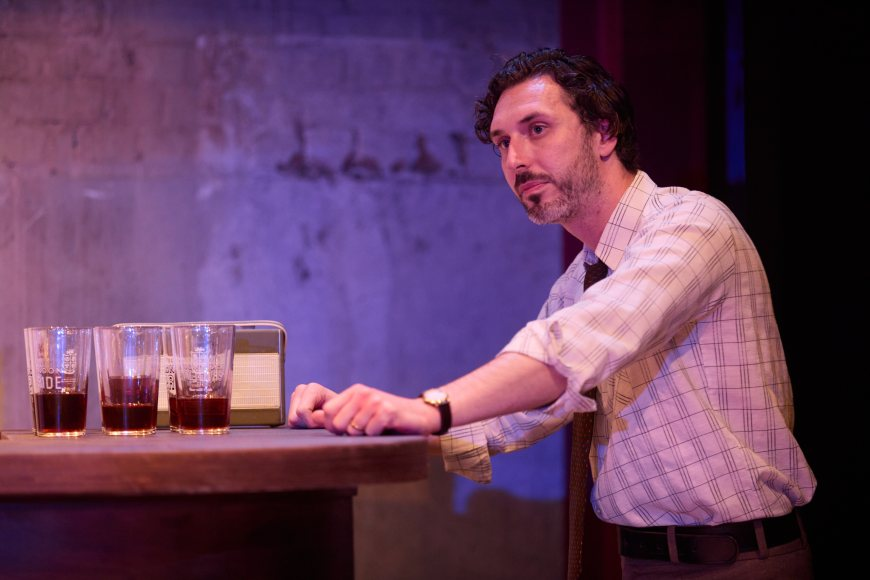 Blake Harrison in A Place for We