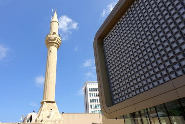 Minarets and malls