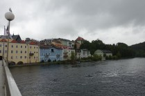 A rainy day in Gmunden