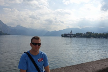 Traunsee and Schloss Ort