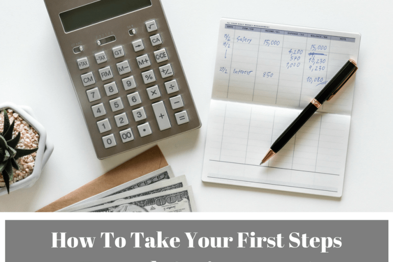How To Take Your First Steps Towards Saving Money!