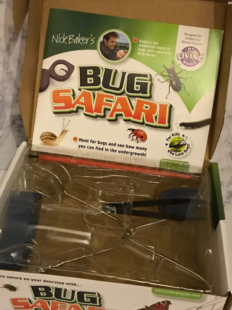 Nick Bakers Bug Safari ~ An Outdoor Adventure Toy Review!