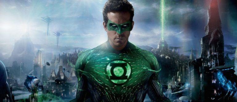 Green Lantern, Ryan Renyolds
