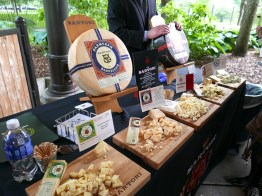 Sartori Cheese at StarChefs VIP Reception