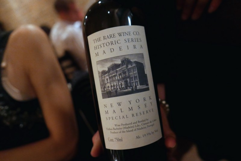 The Rare Wine Co. Historic Series 'New York' Malmsey, Special Reserve, Madeira