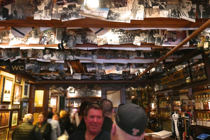Taproom: Craft beer, bottled punch, whiskeys, lunch.