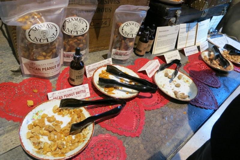 Mama's Nuts at Dose Market