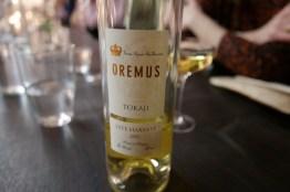 2013 Oremus Tokaji, Late Harvest Furmint, Hungary