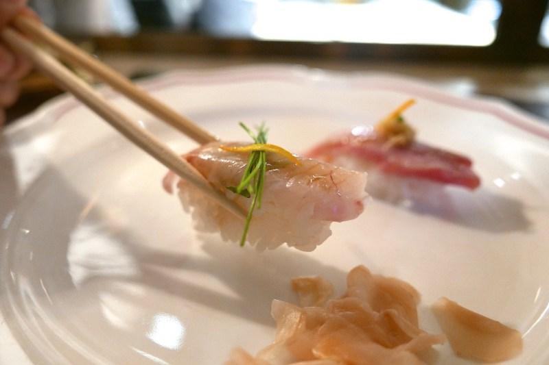 Kawahagi (sailfish), poached liver [Momotoro]