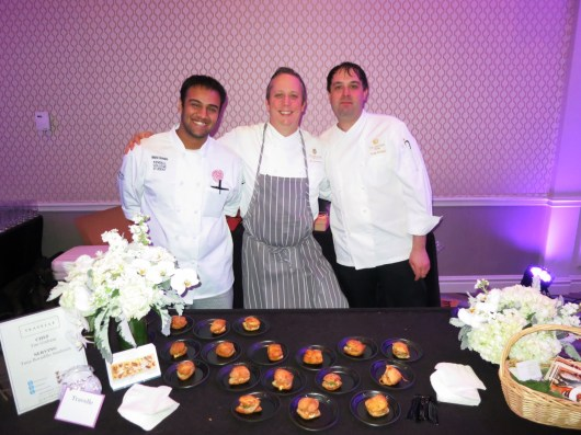 Tim Graham of Travelle at Grand Chefs Gala