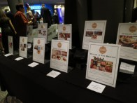 Silent Auction items at Grand Chefs Gala
