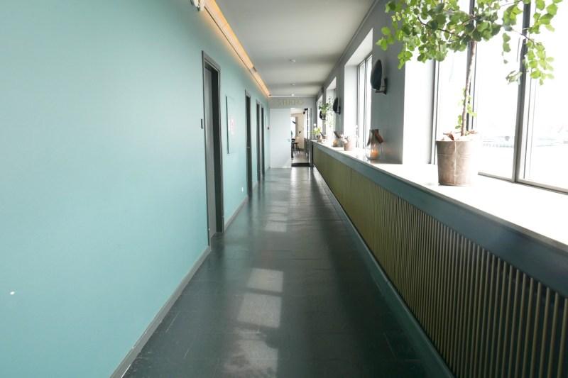 Entry to Studio