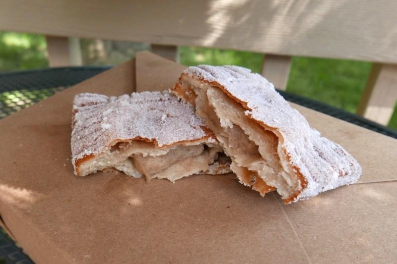 Chestnut pop tart