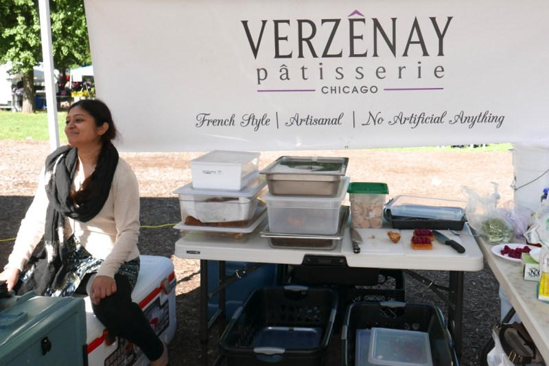 Verzeney Patisserie