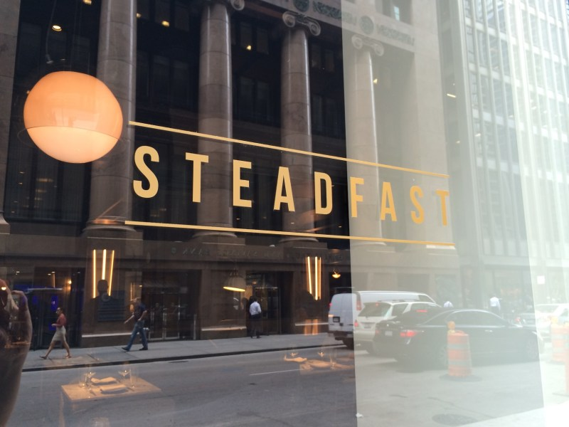 Steadfast at The Kimpton Gray Hotel, 122 W Monroe St, Chicago, IL