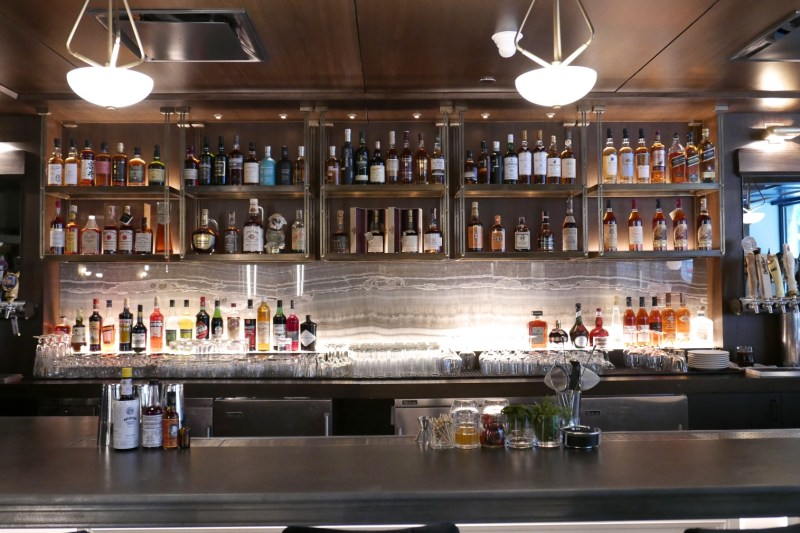 Bar at Steadfast
