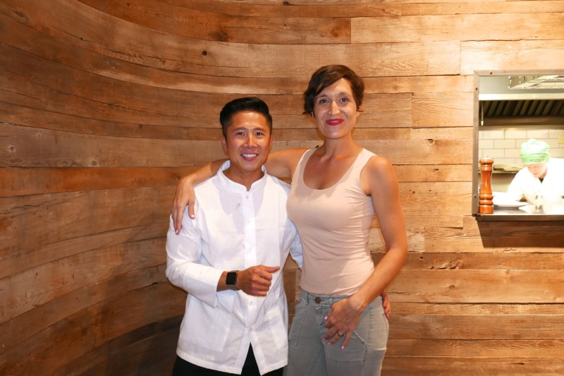 Thai and Danielle Dang